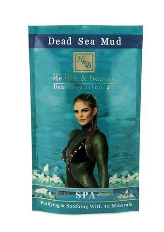 Health & Beauty Dead Sea Minerals - Dead Sea Mud 600g by Health & Beauty Dead Sea Minerals