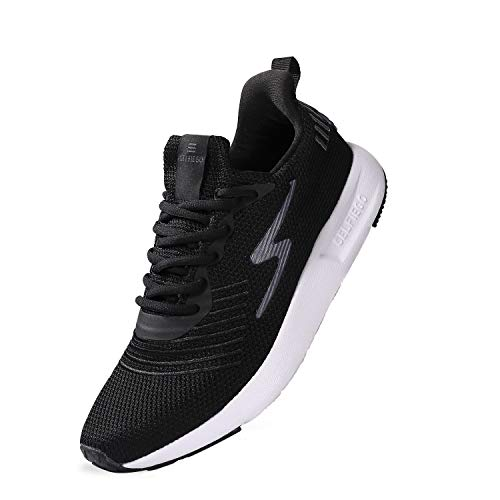 's Walking Running Shoes for Lovers, Ultra Lightweight Casual Jogging Sneaker Plantar Fasciitis Shoes Help with Aching Feet Couple Shoes ()
