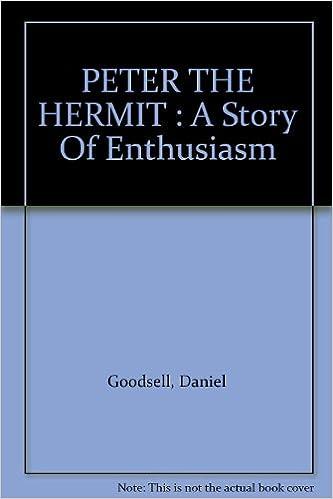 Last ned gratis bøker på nettet for koboPETER THE HERMIT : A Story Of Enthusiasm B000H0S2IA (Norwegian Edition) PDF DJVU FB2