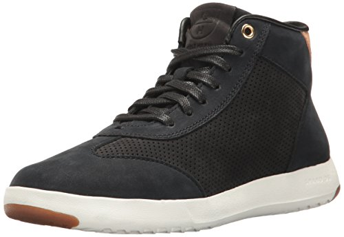 Cole Haan Women's Grandpro HI, Black Nubuck, 8 B US by Cole Haan