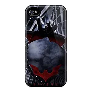 Scratch Protection Hard Phone Case For Iphone 4/4s With Custom Realistic Ant Man Skin KerryParsons