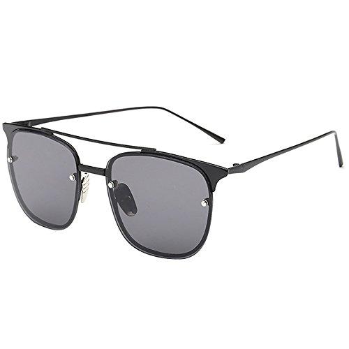 63364149ae BOZEVON Unisexo Vintage Mariposa Gafas de sol Marco Metal Clásico Retro  Gafas de sol Moda para