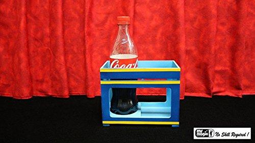 Zig Zag Coke Bottle by Mr Magic -