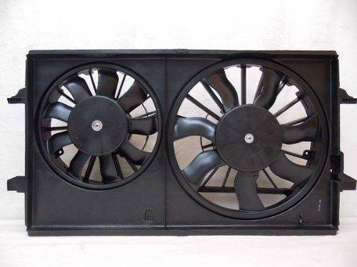 2007 chevy malibu radiator - 8