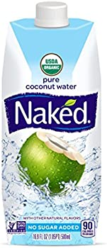 12 Pk. 100% Organic Pure Coconut Water
