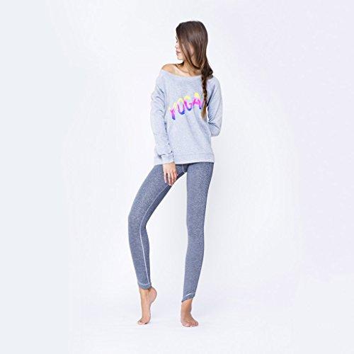 yuj Manipura–Leggings mujer gris