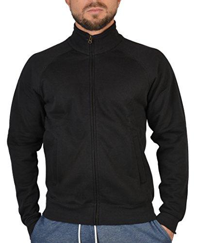amp; Sudadera Detail Art Para Negro Shirt Hombre dvwza4x