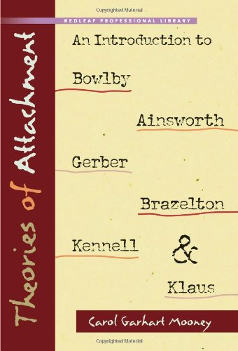 Theories Of Attachment: An Introduction To Bowlby, Ainsworth, Gerber, Brazelton, Kennell, And Klaus (NONE)