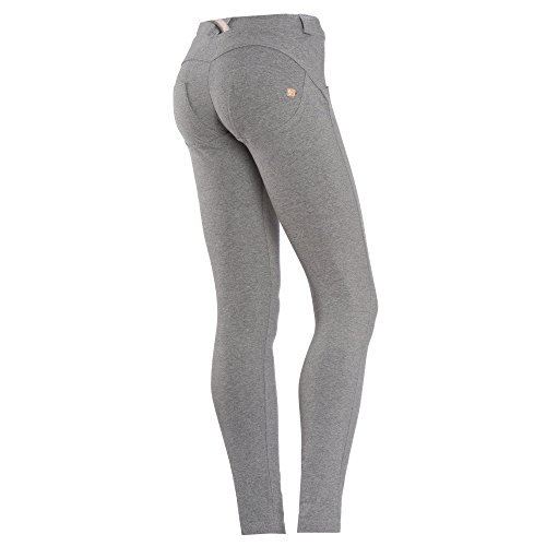 Freddy WR.UP Mid Rise Skinny Large Heather