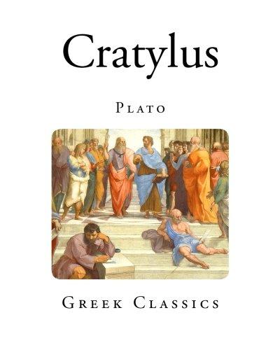 Read Online Cratylus (Greek Classics) PDF