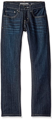 Signature by Levi Strauss & Co. Gold Label Big Boys' Skinny Fit Jeans, Echo, 10