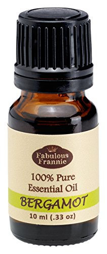 BERGAMOT 100% Pure, Undiluted Essential Oil Therapeutic Grad