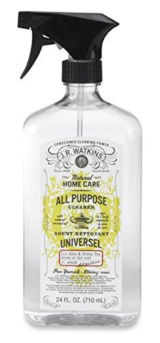 (J. R. Watkins All Purpose Cleaner - 24 oz - Aloe & Green Tea)