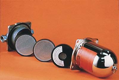 50 CFM MSA 10107546 Filter Element Kit Second Stage
