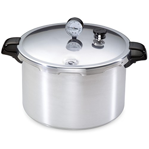 Bottom Jar (Presto 1755 16-Quart Aluminum Pressure Cooker/Canner)