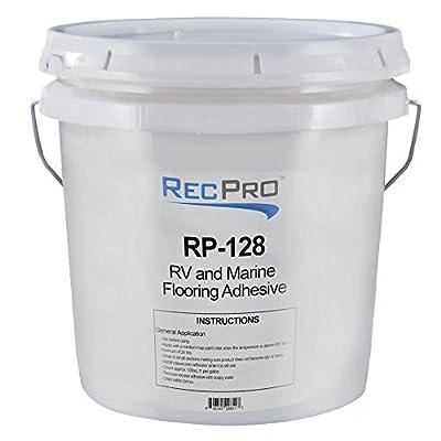 RecPro Roll On Floor Glue | Marine (Boat) Grade Roll On Floor Glue | RV Floor Glue