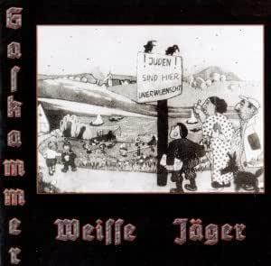 Gaskammer Gaskammer Weisse Jager Compact Disc Cd Amazon Com