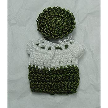 Heidi Ott Dollhouse Miniature 1:12 Scale Babies Boy Infant Outfit #XB52