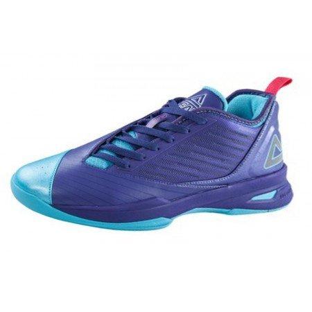 PEAK - Soaring low zapatilla de baloncesto para hombre/mujer Purple