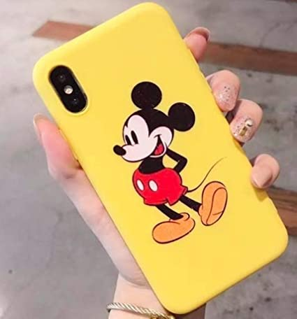 Art-design Coque iPhone 7 et iPhone 8 Mickey Minnie Mouse Retro ...