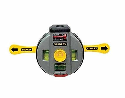 Stanley 0-77-500 - Detector de madera, metales y corriente eléctrica IntelliLaser