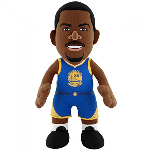 NBA Golden State Warriors Kevin Durant 10-inch Plush Figure
