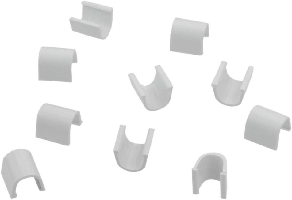Accessoires assortis pour Cablefix 2201 blanc Inofix