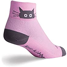 SockGuy Whiskers 2IN Cycling Sock - Women's