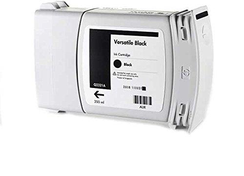 HP Q2321A) Versatile Black Bulk Ink Cartridge (350 Ml) Ink