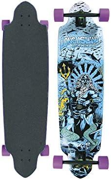 Long Island 15A LI Poseidon MB305 - Longboard, talla 10 x 38,7 ...