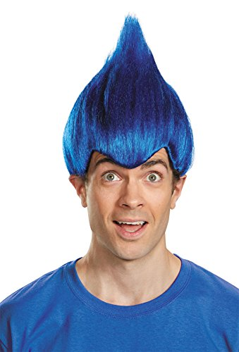 WACKY WIG DARK BLUE ADULT
