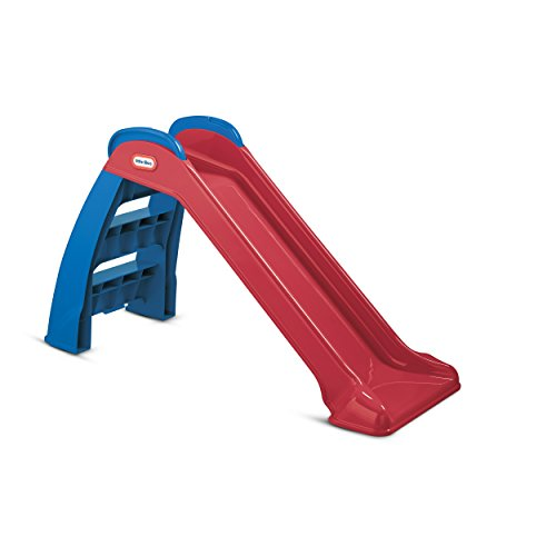 Indoor Kids Slide (Little Tikes Red/Blue First Slide)