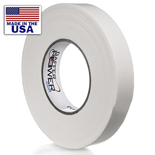 Thick Foam Tape (Gaffer Power's Double Sided Tape, 1-inch x 27 Feet, 1/16 thick. DuoStick Foam Mounting Tape, Made in the USA.)