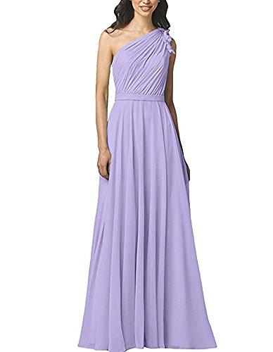 Leader the Lavendel Kleid Beauty Damen of ffrqv