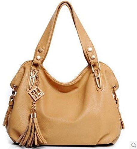Desklets Womens PU Leather Leisure Tote Bags Top Handle - Wholesale Handbags Authentic Designer