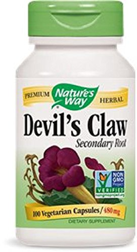 Natures Way Devils Claw Capsules