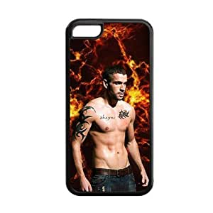 meilz aiaiGeneric Silica Smart Design Back Phone Case For Child For Iphone 5C With The X Factor Shayne Ward Choose Design 3meilz aiai