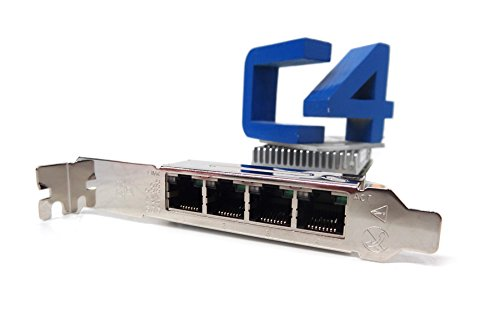 HP NC375T PCI Express Quad Port Gigabit Server Adapter by HP