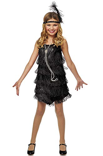Flapper Girl Child Costume -