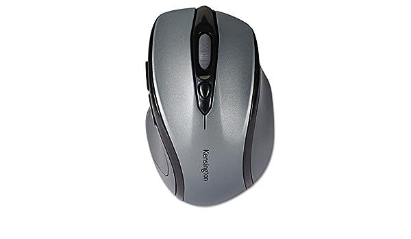 KMW72423 Kensington Pro Fit Mid-Size Wireless Mouse Graphite Gray