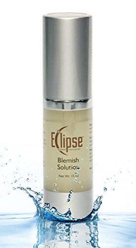 Natural Cystic Acne Treatment for Adults & Teens - Eclipse Skin Breakout Treatment Stops the Pimples Cycle, Working Faster than Traditional Anti Acne Gel or Cream Products to Improve Skin & Confidence ()