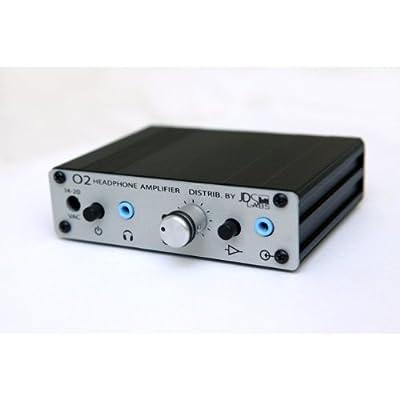 genuine national JDSLABS Objective2 By NwAvGuy headphone amplifier JDS LABS (japan import)