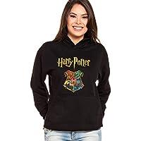 Moletom Canguru Feminino Harry Potter Hogwarts ER_115
