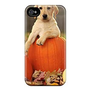 WRi3055olUJ Oilpaintingcase88 Awesome Cases Covers Compatible With Iphone 6 - A Pumpkin Adog