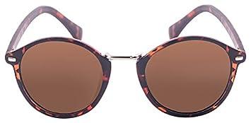 Paloalto Sunglasses P10300.6 Lunette de Soleil Mixte Adulte, Marron