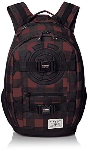 element-mens-mohave-premium-backpack-napa-red-flint-black