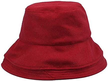 Mens Ladies White Cotton Bush Bucket Hat Festival Fishing Sun Beach Cap