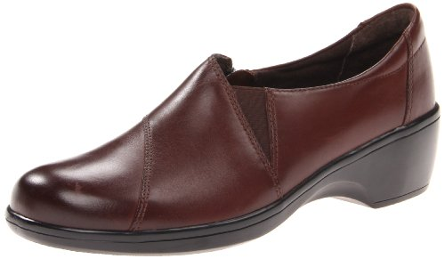 Clarks Womens May Orchid Loafer Brown