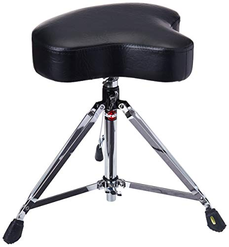 Gibraltar 6608 Heavy Drum Throne (Renewed)