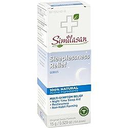 Similasan Sleeplessness Relief Globules 154 Each